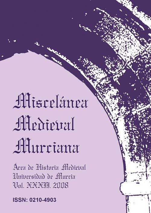 Miscelánea Medieval Murciana XXXII