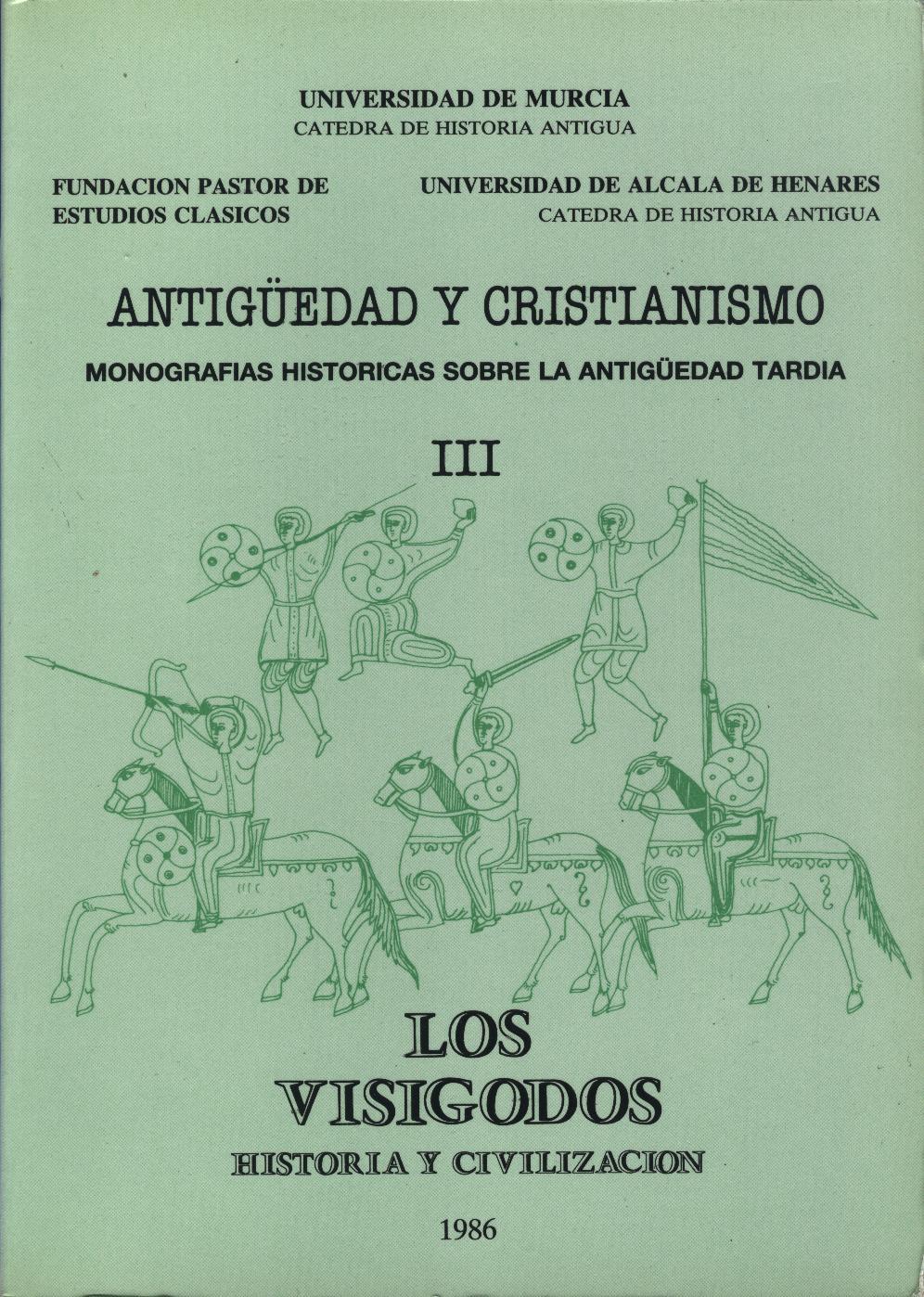 Ver Núm. 3 (1986): Visigodos: historia y civilización