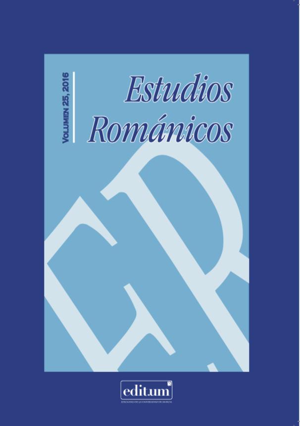 Volumen 25 (2016)