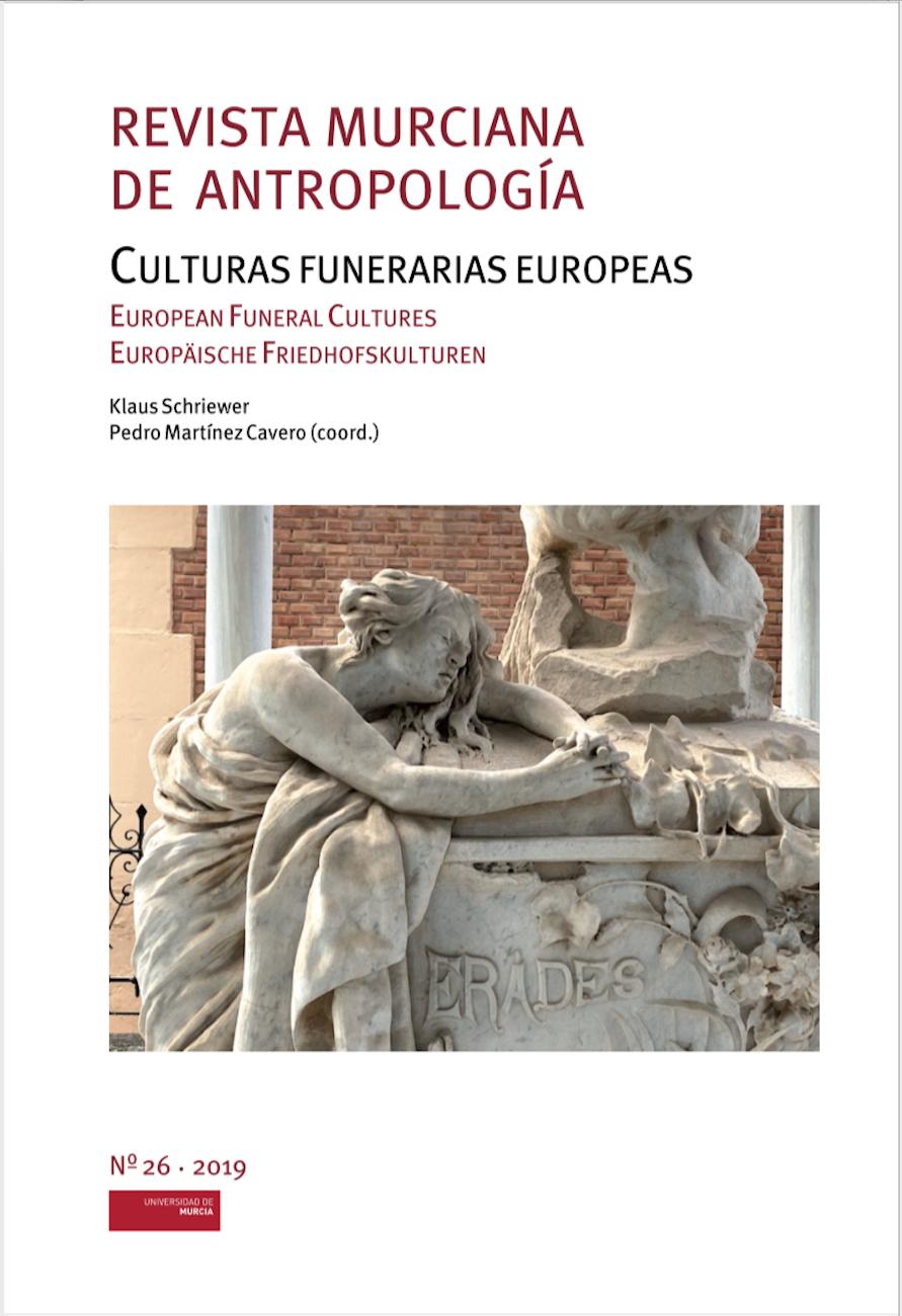 Nº 26 Culturas Funerarias Europeas