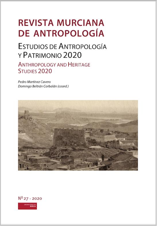 Ver Núm. 27 (2020): Estudios de Antropología y Patrimonio 2020