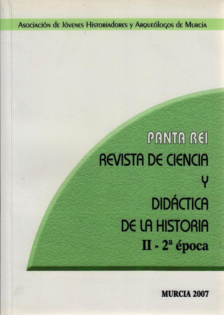 Portada Panta Rei 2007
