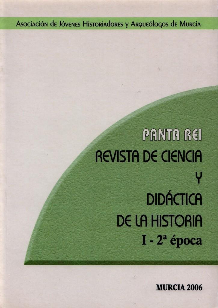 Portada Panta Rei 2006