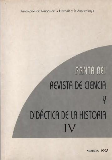 Portada Panta Rei 1998